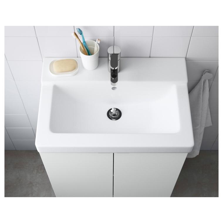 Одинарна раковина IKEA TALLEVIKEN 61x41x8 см (201.964.40)