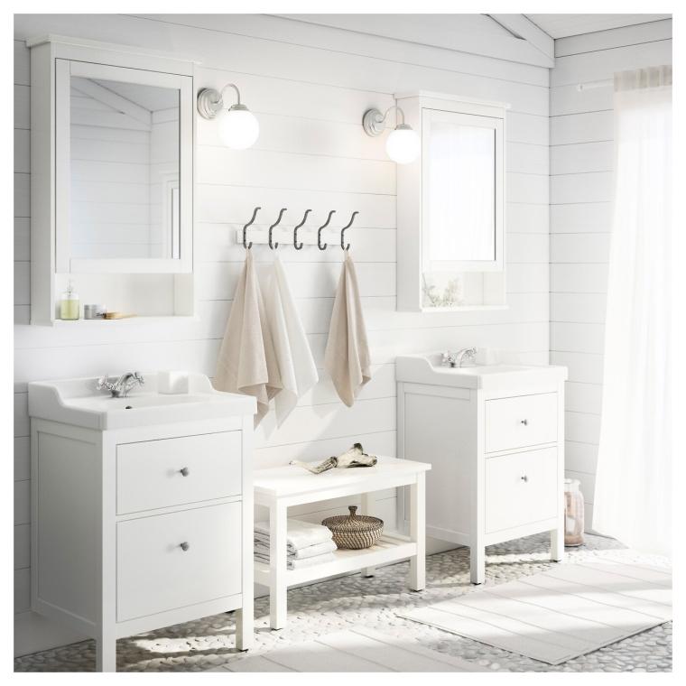 Одинарна раковина IKEA RATTVIKEN 62x49x6 см (902.165.76)