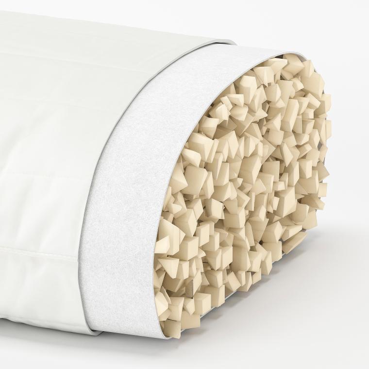 Ергономічна подушка IKEA RUMSMALVA (404.467.54)