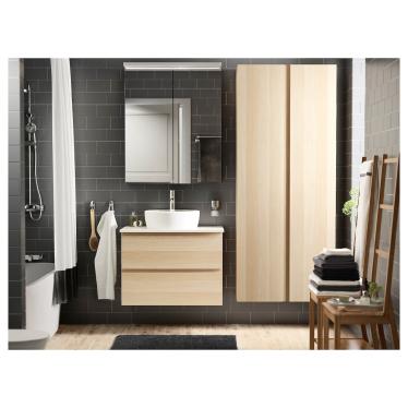 Одинарная раковина IKEA TORNVIKEN 45 см (902.915.18)