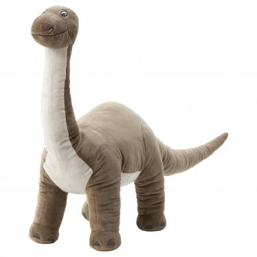 М'яка іграшка IKEA JATTELIK динозавр/бронтозавр (304.711.74)