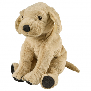 М'яка іграшка IKEA GOSIG GOLDEN собака/золотий ретривер (001.327.98)
