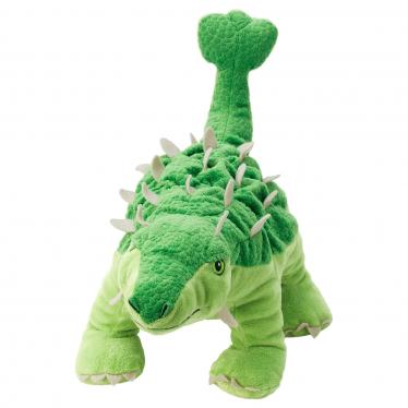 М'яка іграшка IKEA JATTELIK яйце/динозавр/анкілозавр (804.711.76)