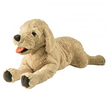 М'яка іграшка IKEA GOSIG GOLDEN собака/золотий ретривер (101.327.88)
