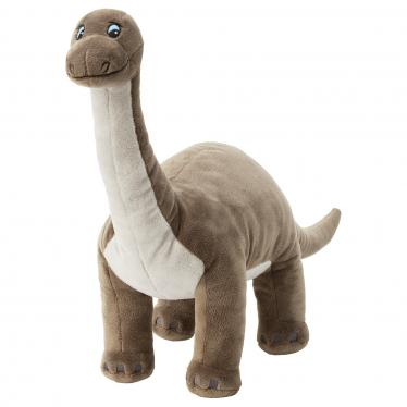 М'яка іграшка IKEA JATTELIK динозавр/бронтозавр (304.711.69)