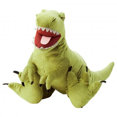 М'яка іграшка IKEA JATTELIK динозавр/тиранозавр Рекс (104.711.70)