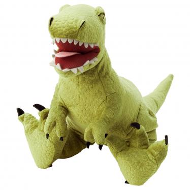 М'яка іграшка IKEA JATTELIK динозавр/тиранозавр Рекс (904.711.71)