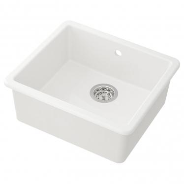 Одинарна мийка IKEA HAVSEN 53х47 см (392.537.13)