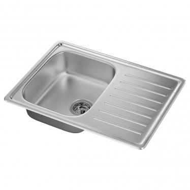Одинарна мийка з сушкою IKEA FYNDIG 70x50 см (091.581.85)