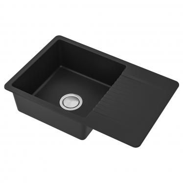 Одинарна мийка з сушкою IKEA KILSVIKEN 72х46 см (893.370.27)