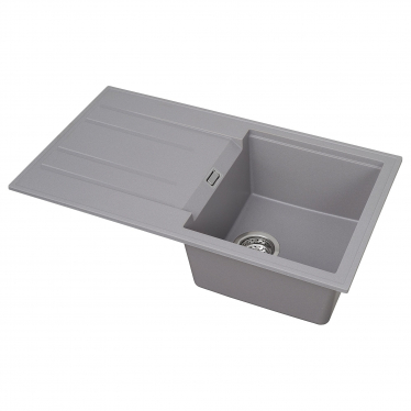 Одинарна мийка з сушкою IKEA PULINGEN 46х80 см (094.186.21)