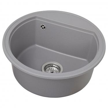 Одинарна мийка IKEA PULINGEN 51 см (194.186.25)