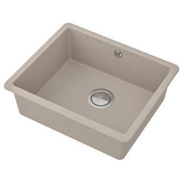 Одинарна мийка IKEA KILSVIKEN 56х46 см (093.370.26)