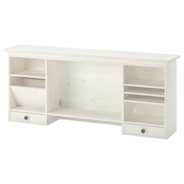 Надставка IKEA HEMNES 152х63 см білий (502.457.07)