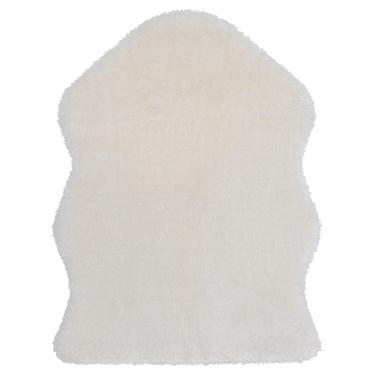 Килим IKEA TOFTLUND 55х85 см білий (204.202.41)