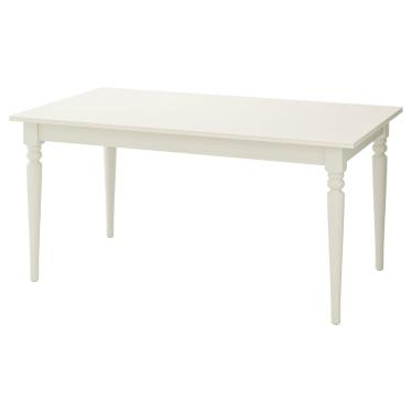 Розкладний стіл IKEA INGATORP 155/215 x 87 см (702.214.23)