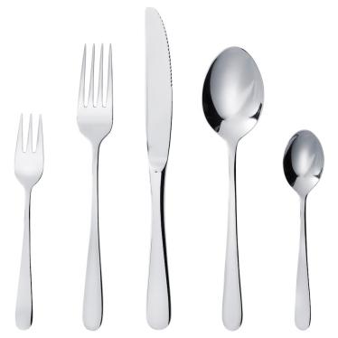 Набір столових предметів IKEA BILDAD нержавіюча сталь (701.708.81)