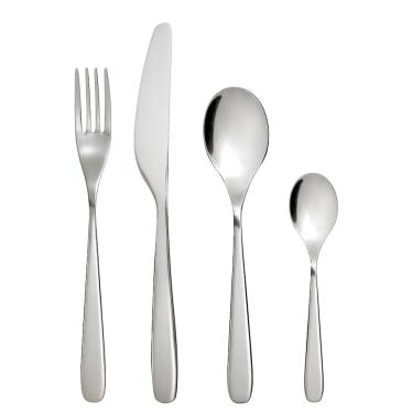 Набір столових предметів IKEA TILLAGD нержавіюча сталь (204.075.55)