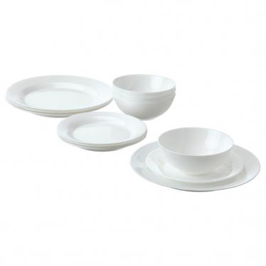 Сервіс IKEA FAVORISERA білий (404.586.00)