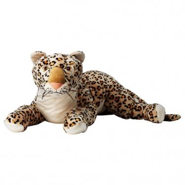 М'яка іграшка IKEA MORRHAR леопард 80 см (505.067.90)