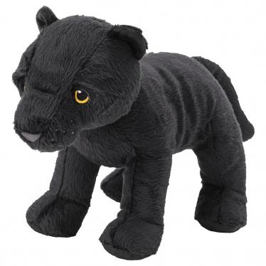 М'яка іграшка IKEA MJUKHET пантера 28 см (505.068.08)