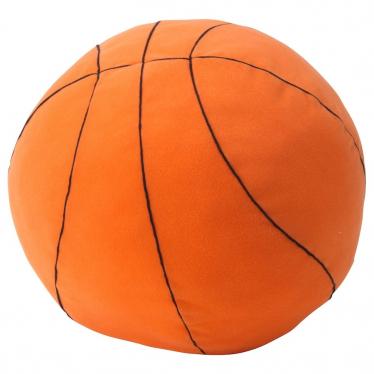 М'яка іграшка IKEA BOLLKAR баскетбол / апельсиновий (405.067.76)