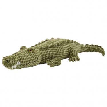 М'яка іграшка IKEA JATTEMATT крокодил 80 см (505.068.13)